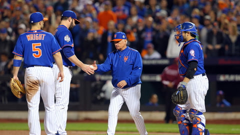 Terry Collins looks back on conversation with Matt Harvey in Game 5 of 2015 World Series