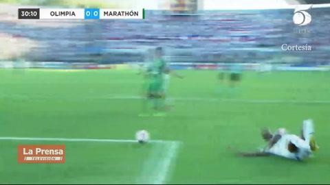 Olimpia 1-0 Marathón (Pentagonal)