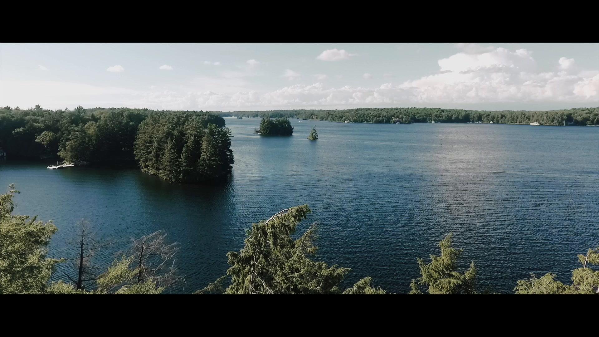 Haylen + Henry | Muskoka, Canada | Family Cottage