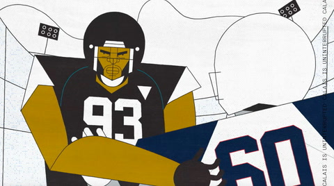 The Art Of The Sack: Calais Campbell
