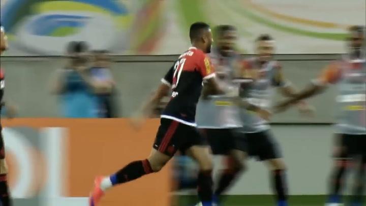 Así juega Kayky (Flamengo) y vinculado al Manchester City