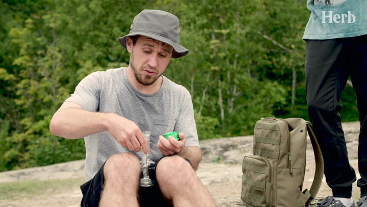 Bringing Weed On A Hike