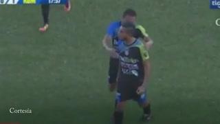 Juan Ramón Mejía pone a ganar a Real de Minas sobre Platense