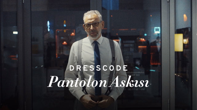 Dress Code - Pantolon Askısı