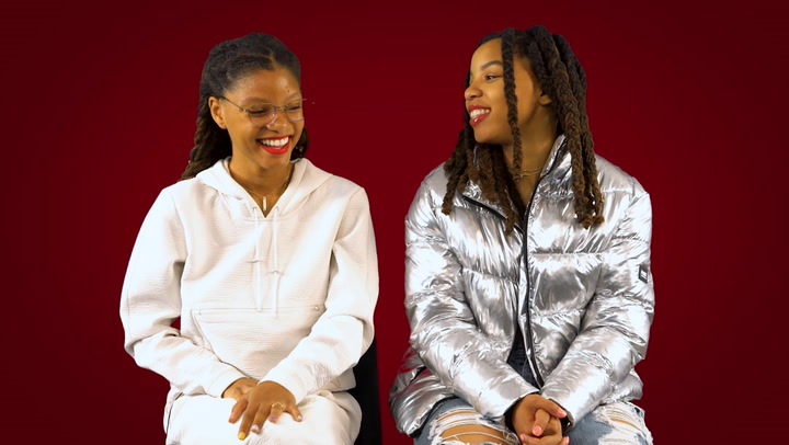 Chloe x Halle Share Beyonce's First Words of Advice