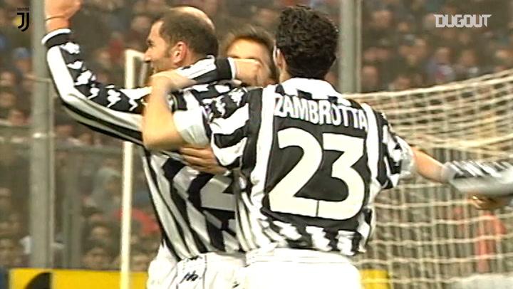 Incredible Goals: Zidane's Solo Goal vs Reggina