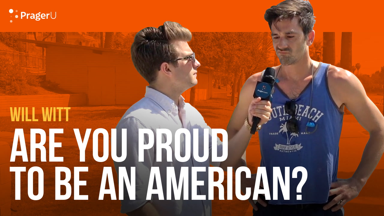 Are You Proud to Be an American?