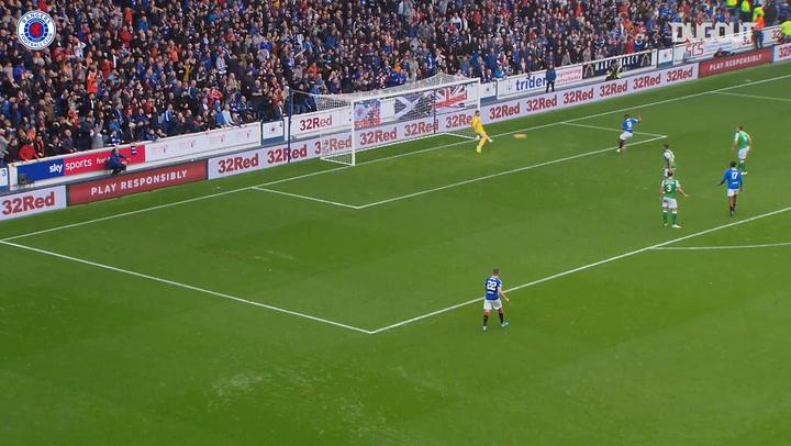 Jermain Defoe's best goals for Rangers