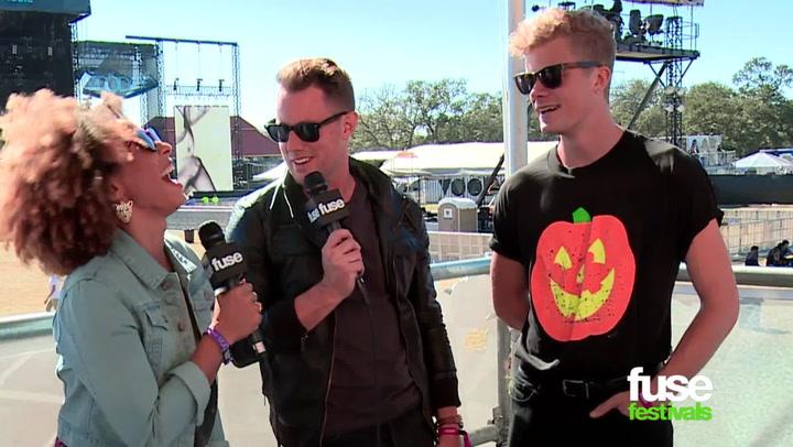 Interviews: Wild Cub at Voodoo 2014