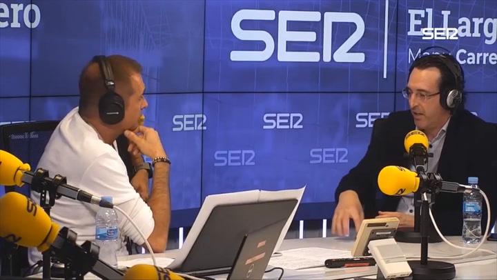 """Unai Emery: """"Neymar debería volver a España"""""""