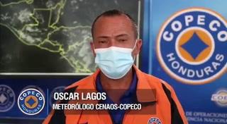 Honduras: Vea aquí las condiciones del clima en el territorio nacional