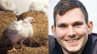 Grønn Ungdom-Bruu: Legg ned kyllingindustrien