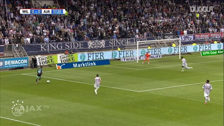 Ajax field youngest ever Eredivisie team