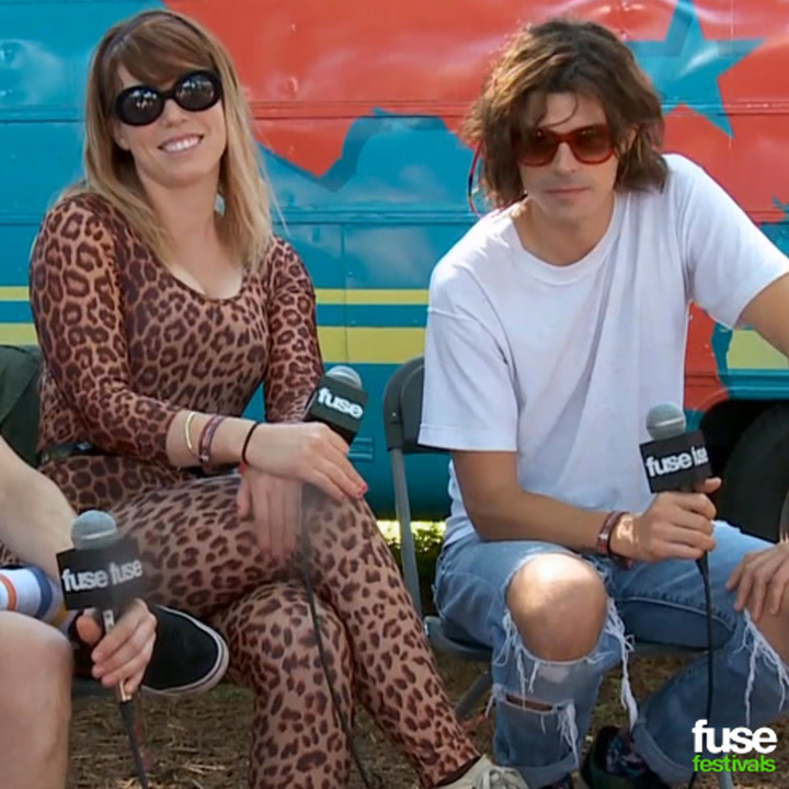 """Grouplove on """"Spreading Rumors"""" and """"Sleep No More"""" Gig at Austin City Limits 2013"""