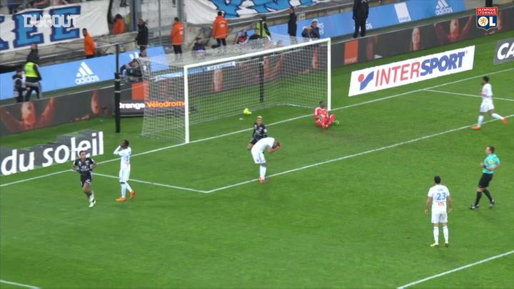 OL's best goals at Marseille