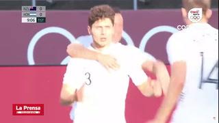Nueva Zelanda 1 - 0 Honduras (Juegos Olímpicos  Tokio)