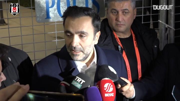 Beşiktaş Asbaşkanı Emre Kocadağ'dan açıklama!