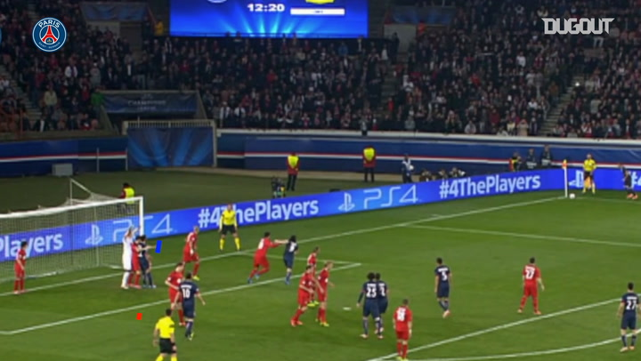 PSG's top five goals scored against German clubs