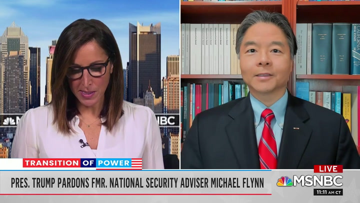 Lieu: Trump's Pardon Is 'Corrupt' -- 'Congress Needs to Hold Michael Flynn Accountable'