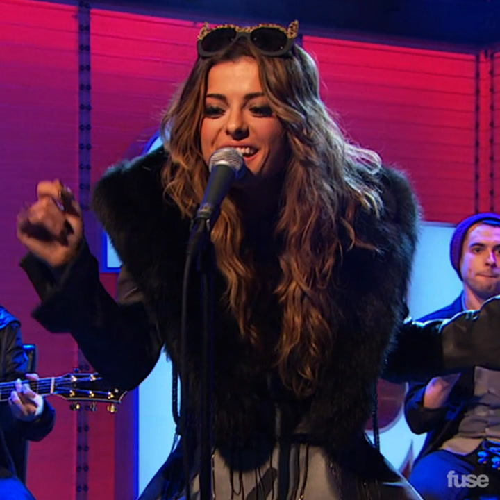 "Cash Cash & Bebe Rexha Perform ""Take Me Home"" on 'Trending 10'"
