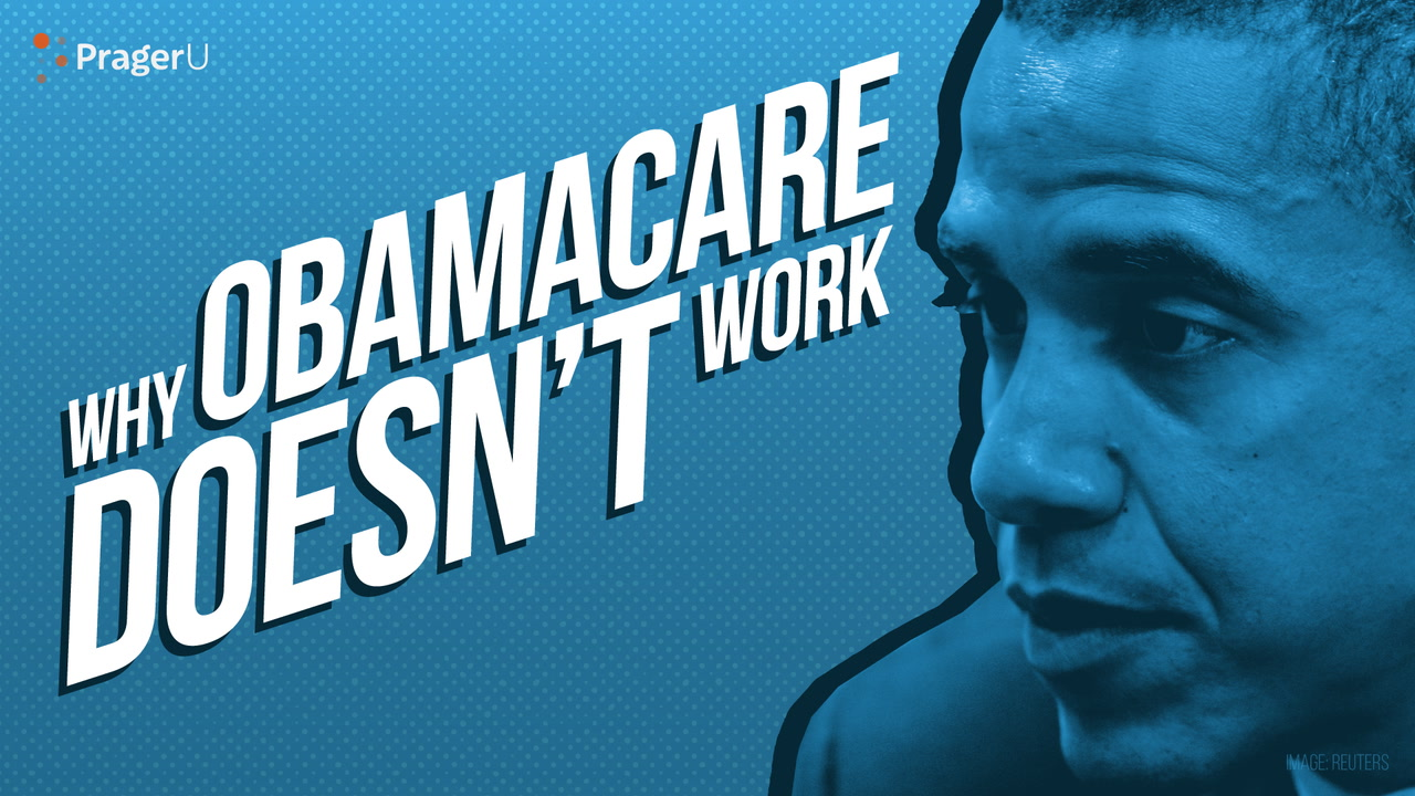 This Is Why Obamacare Doesn't Work as Promised