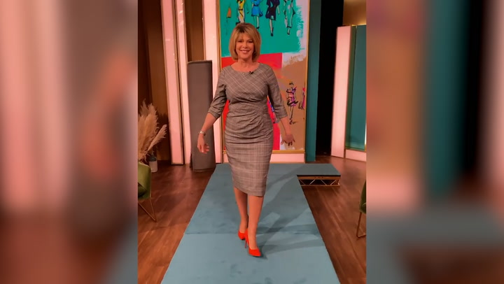 Ruth Langsford wows fans in figure-hugging M&S dress