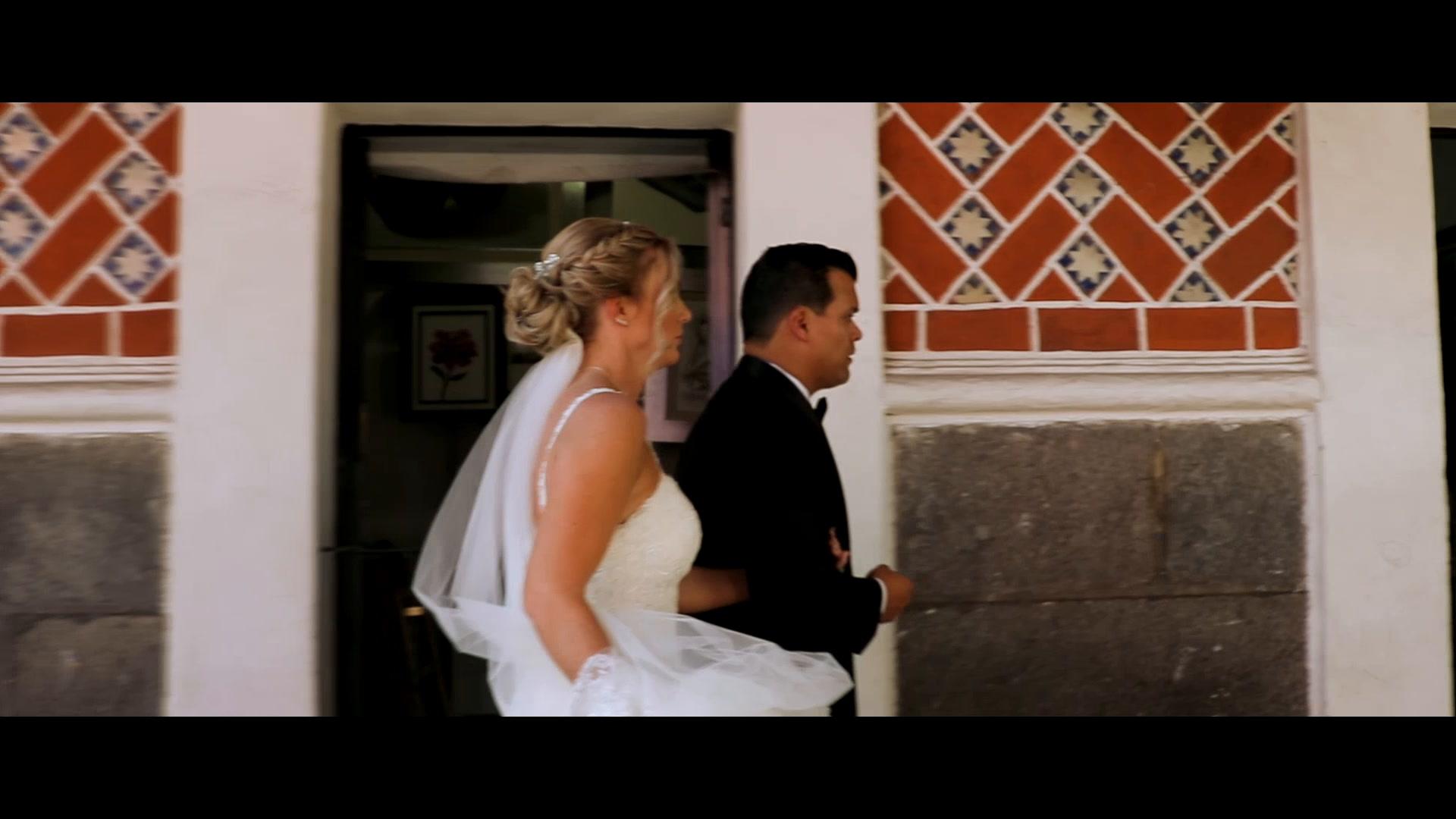 Katie + Tony | Puebla, Mexico | Hotel El Encanto