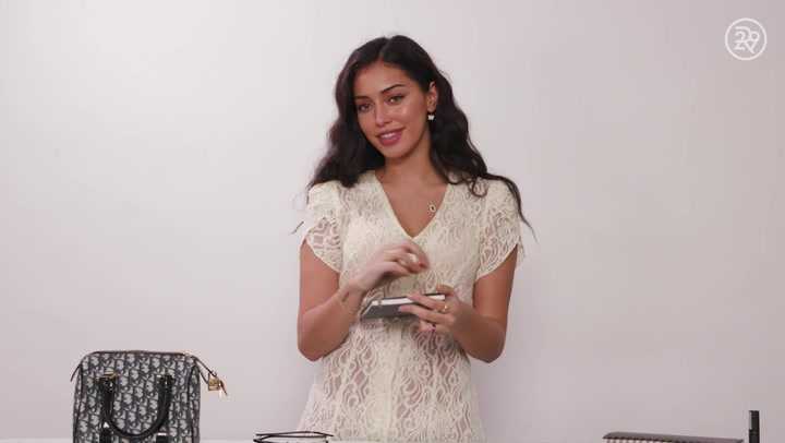What's In Cindy Kimberly's Bag?