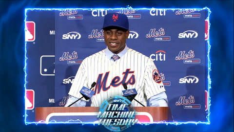 Time Machine Tuesday 2013: Curtis Granderson moves from the Bronx to Queens