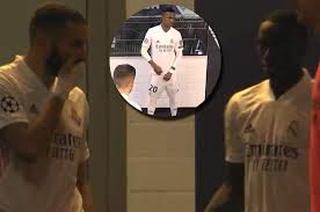 Benzema le habría pedido a Mendy que no jugara con Vinícius: ''Él hace lo que quiere, juega contra nosotros''
