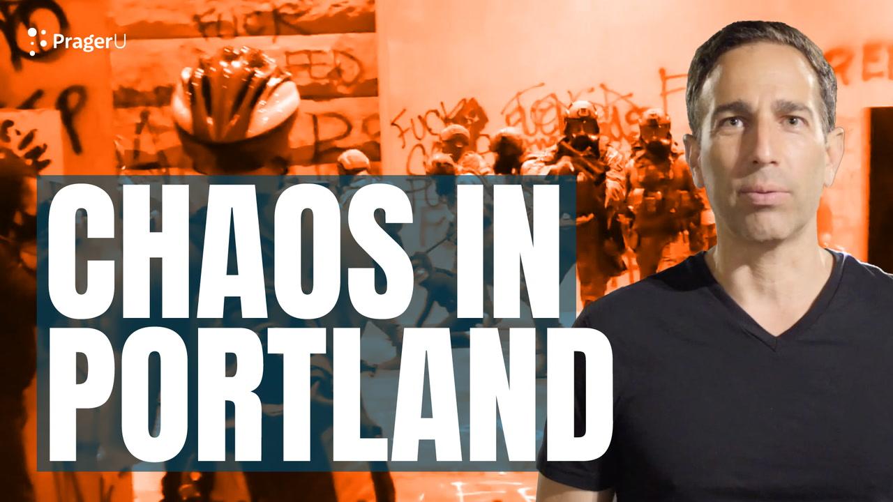 Chaos in Portland