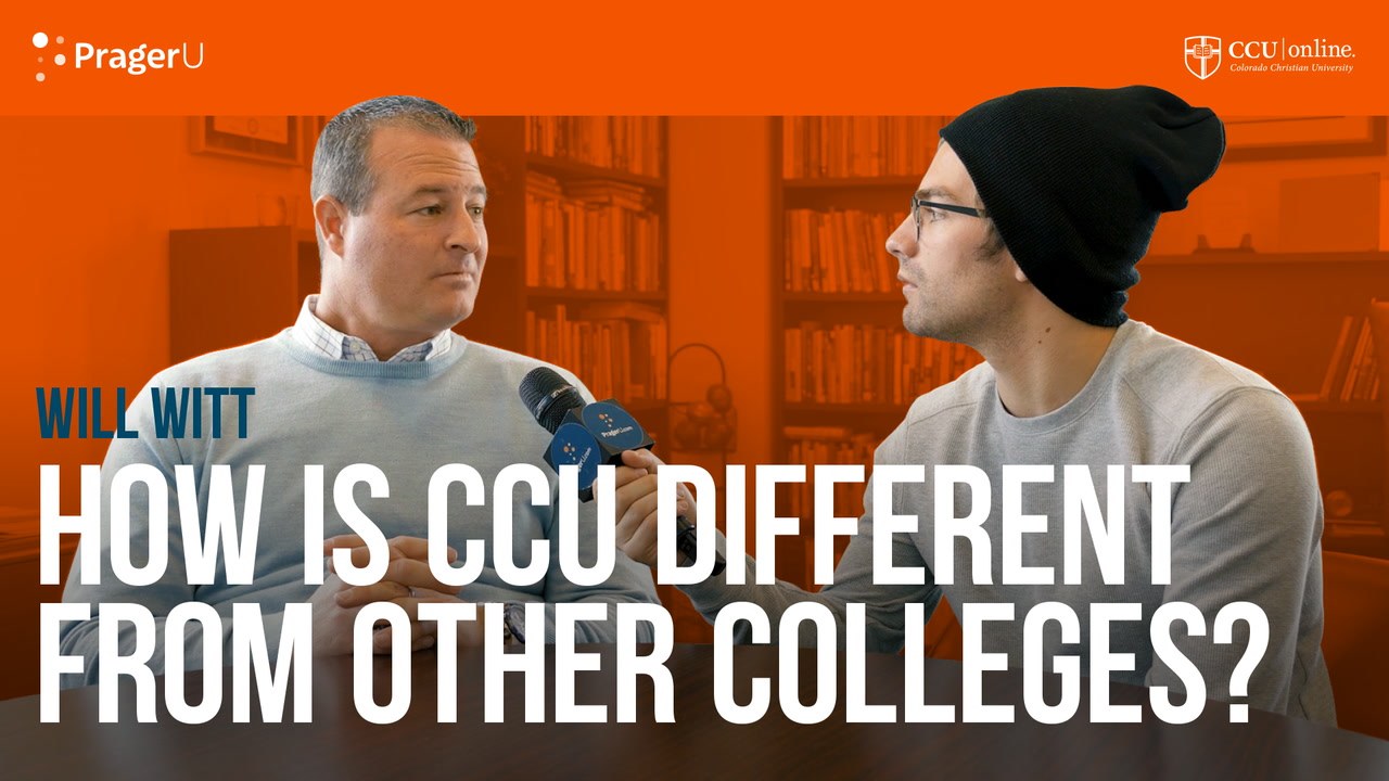 How Is CCU Different From Other Colleges?
