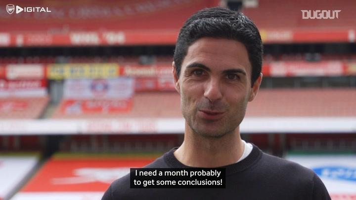 Arteta: Arsenal have made big progress since December