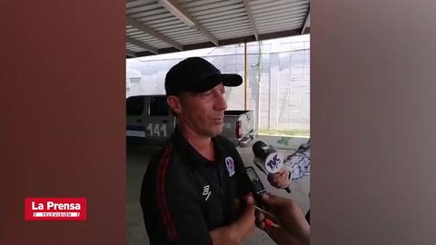 Pedro Troglio explota por las críticas que ha recibido Olimpia y defiende a Arboleda