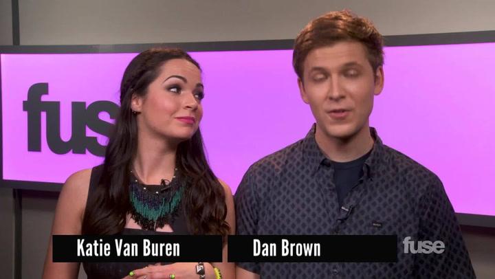 Interviews: VMA2013: N SYNC
