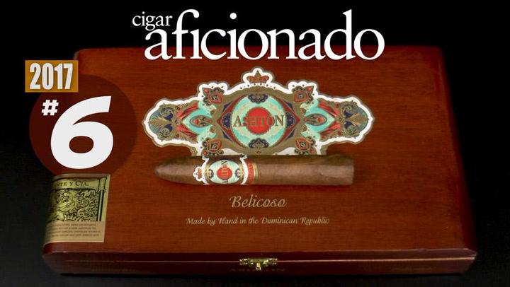 No. 6 Cigar of 2017