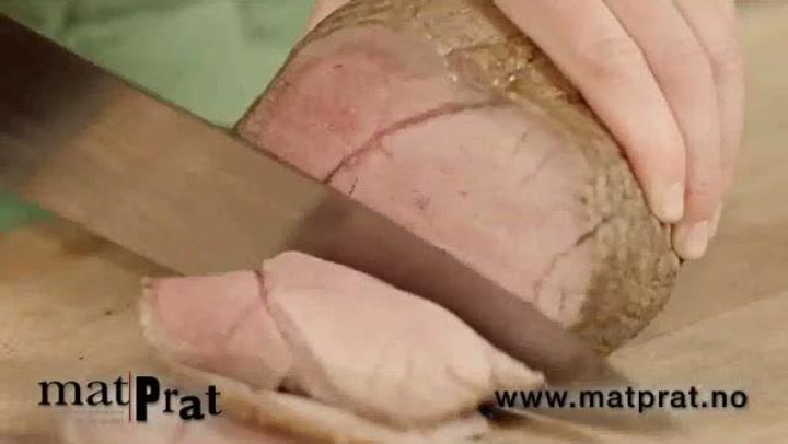 Hvordan tilberede stek i ovnen