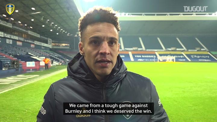 Rodrigo: We need to maintain this level
