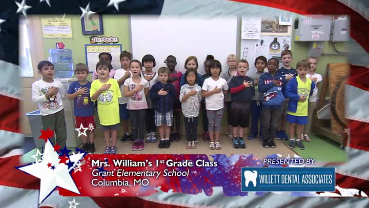Grant Elementary - Mrs. Williams - 1st Grade