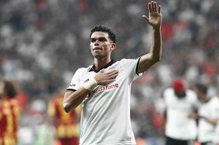 ¡Sorpresa! Pepe decide abandonar el Besiktas y queda libre