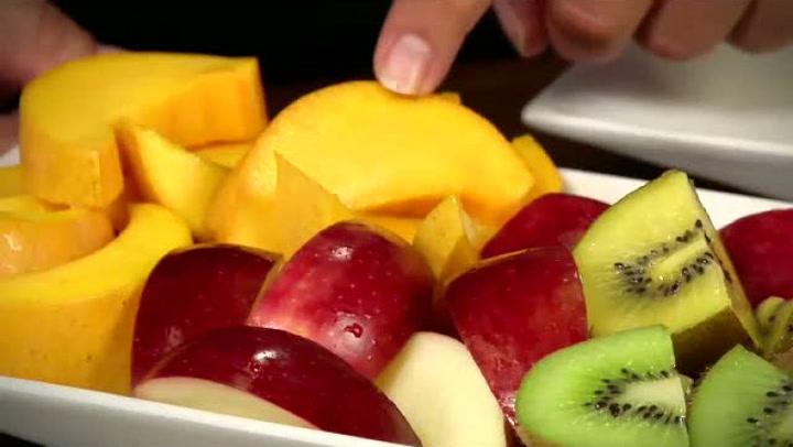 Hvordan lage fruktfat til 20 personer