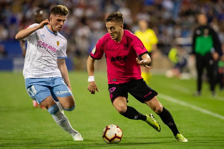 LaLiga 1|2|3: Resumen y Goles del Zaragoza (0) - (2) Alcorcón del 14/04/2019