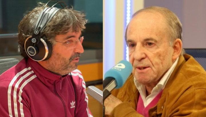 Jordi Évole entrevista a Jose María García
