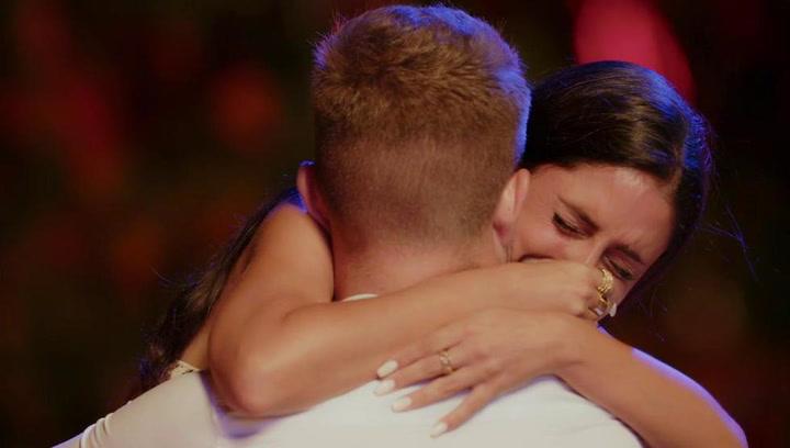 Inma y Ángel abandonan juntos la 'Isla de las Tentaciones 2'