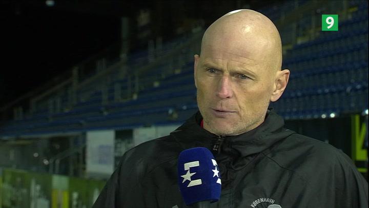 Ståle Solbakken om FCK's problemer: Jeg står ikke og siger, at jeg har gjort alt rigtigt!