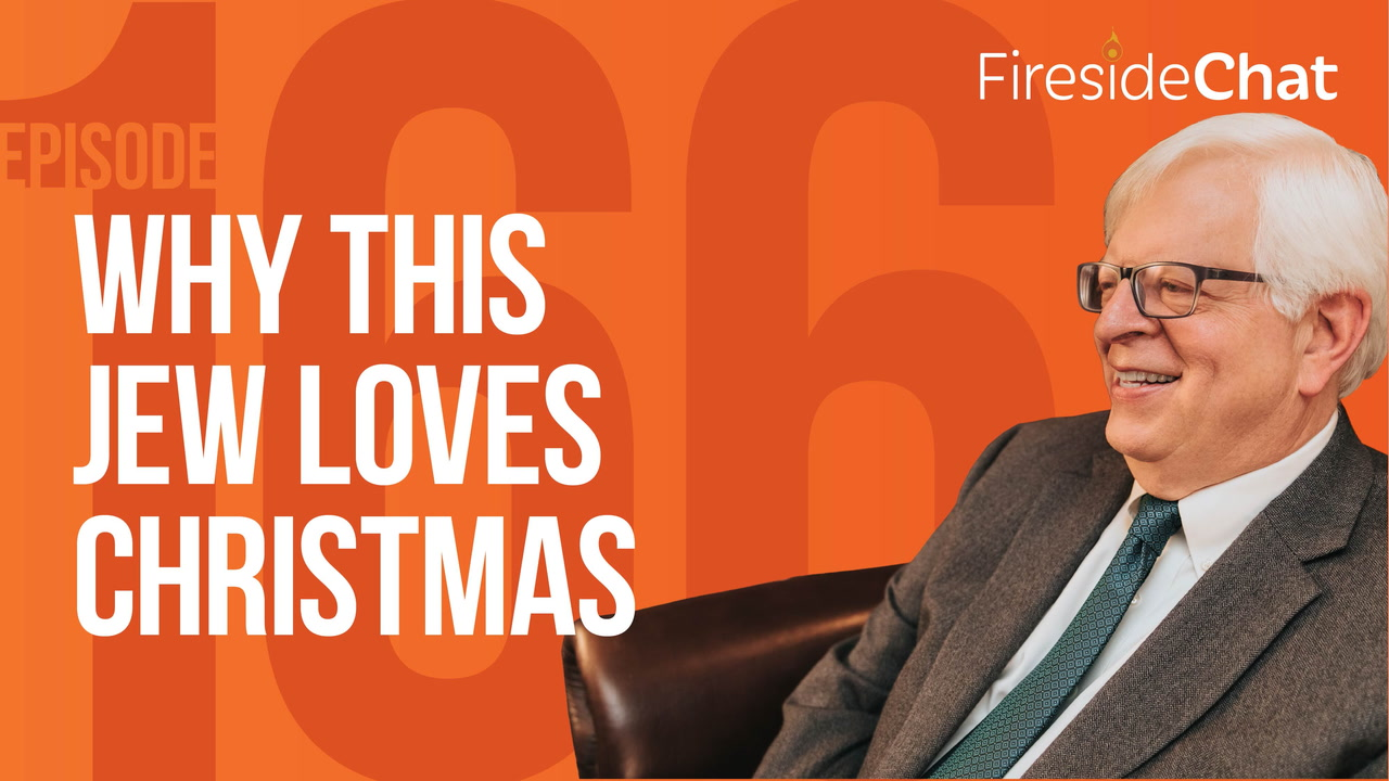 Ep. 166 — Why This Jew Loves Christmas