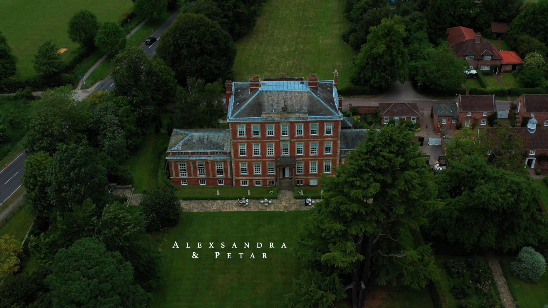Alex  + Petar   York, United Kingdom   Manor House
