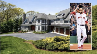 New L.A. Dodgers Pitcher David Price Is Done With This Grand Boston-Area Mansion