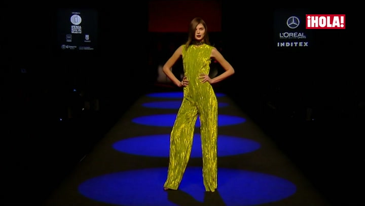Fashion Week Madrid otoño-invierno 2017-2018: Esther Noriega