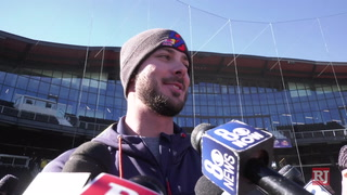 Chicago Cubs' Kris Bryant says he would love to play in Las Vegas – Video